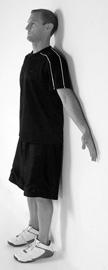 Wall Posture Practice