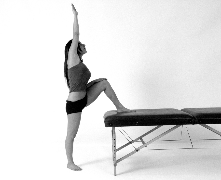 Front Thigh Stretch