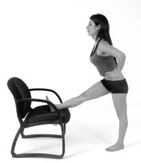 Posterior leg Stretch